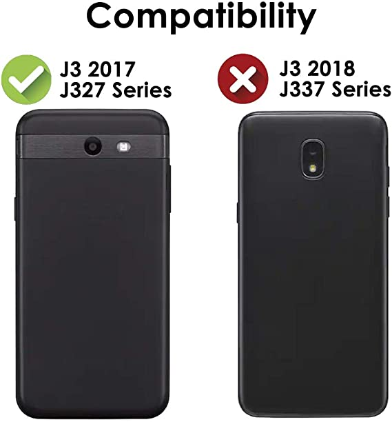 2018 Black // J337 LIYUNSHU LCD Screen and Digitizer Full Assembly for Galaxy J3 Color : Gold