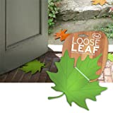 1 X Loose Leaf Doorstop Gifts and Gadgets