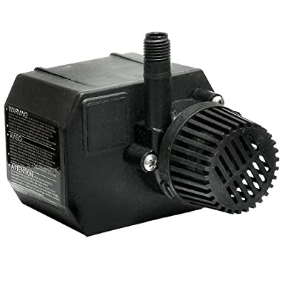 Beckett G210AG 210 GPH Small Pond Pump, 115-Volt