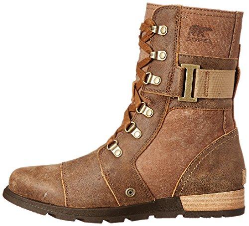 Sorel Women's Major Carly Snow Boot, Nutmeg, Flax, 8 B US by SOREL (Image #5)