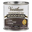 Rust-Oleum 262029 1/2 Pint Varathane Fast Dry Wood Stain, Kona