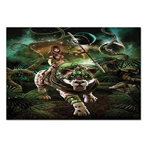 Large Wall Mural Sticker [ Fantasy World,Graphics of for sale  Delivered anywhere in Canada