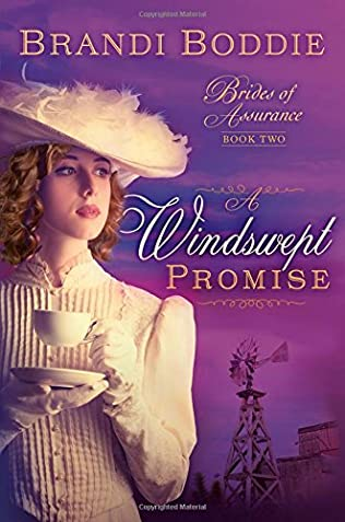 book cover of A Windswept Promise
