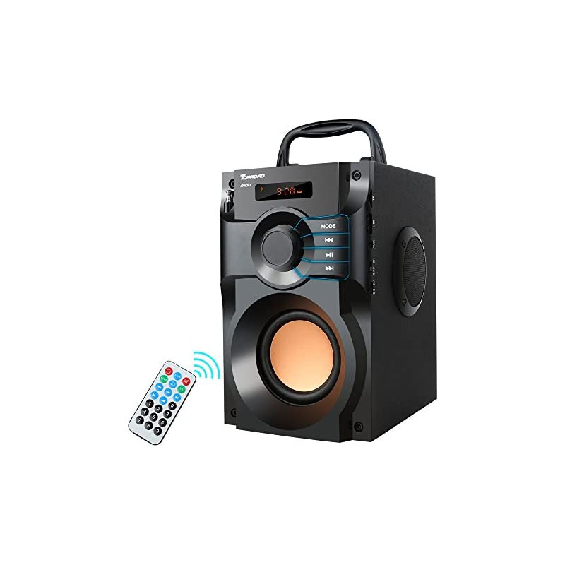 Portable Bluetooth Speaker 10W Subwoofer