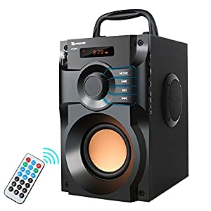 Bluetooth-FM-Subwoofer-Boombox