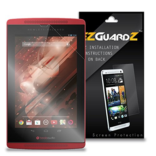 (2-Pack) EZGuardZ Screen Protector for HP Slate 7 Beats Special Edition 4501 (Ultra Clear)