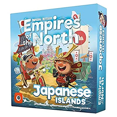 Empires of The North: Japanese Islands: Toys & Games