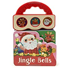Jingle Bells: 3 Button Handle Book