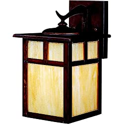 Kichler 9651CV Alameda Outdoor Wall 1-Light, Canyon View