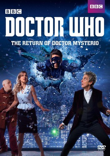 Doctor Who: The Return of Doctor Mysterio -