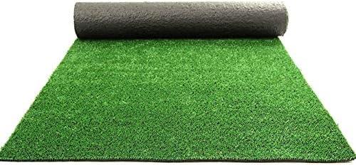 Cesped artificial Premium. Altura de 7mm. Rollos de 2x25 metros Para terraza, jardín, valla, piscina, perro etc (2x25): Amazon.es: Jardín