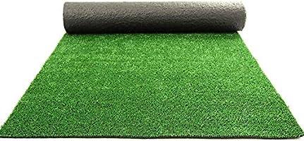 Mirtux - Cesped artificial Premium. Altura de 7mm. Rollos de 2x5 ...