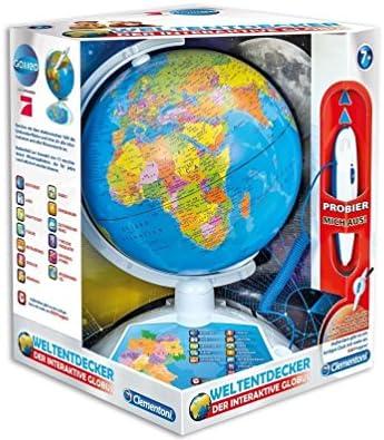 Galileo 69.362,7 - Descubriendo el Mundo, Mapa del Mundo Interactivo: Amazon.es: Juguetes y juegos
