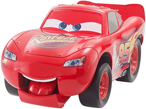 Disney Pixar Cars 3 Funny Talkers Lightning McQueen Vehicle