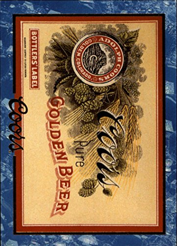 Coors Label - 5