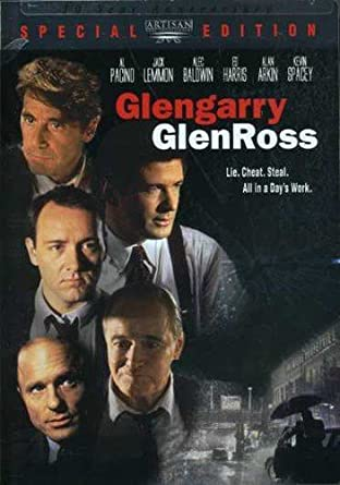 Amazon com: Glengarry Glen Ross (artisan): Al Pacino, Jack Lemmon