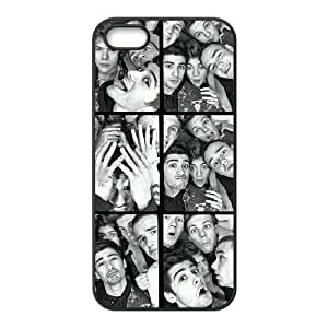 One Direction The Unique Printing Art Custom Phone Case for Iphone 5,5S,diy cover case ygtg-332747