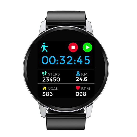 Amazon.com: Smart Watch,Smartwatch with Heart Rate Monitor ...
