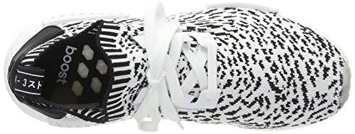 da adidas PK Black White Fitness White Core Multicolore Scarpe NMD Ftwr r1 Uomo Ftwr TTI6q1Fw