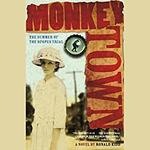 Monkey Town Audiobook