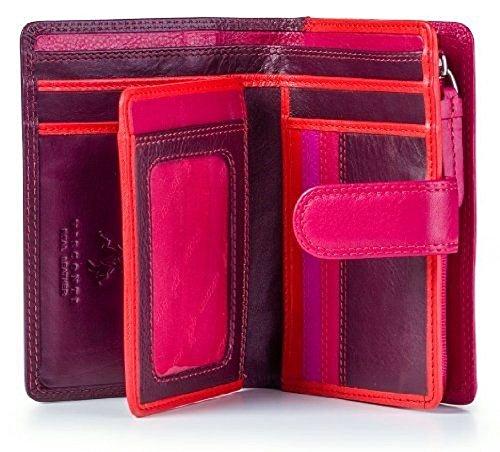 visconti-rb51-multi-colored-large-bifold-plus-soft-leather-ladies-wallet-purse-plum-multi