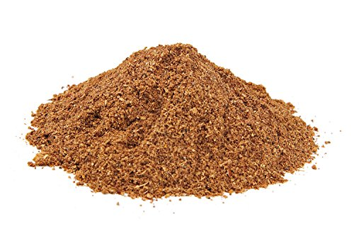 The Spice Way Garam Masala - An Indian Seasoning Mix for Meat. A wonderful combination of spices including cinnamon, galangal and more.(Goda Masala / Gram Masala / Graham Masala) 2 oz (resealable bag)