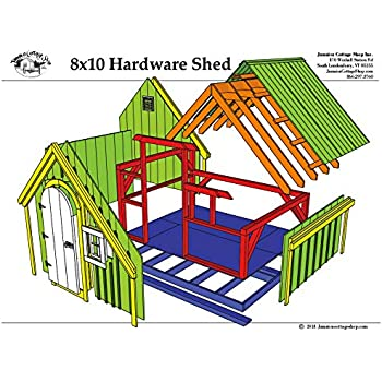 Step By Step Diy Plans Timber Frame Post And Beam Shed