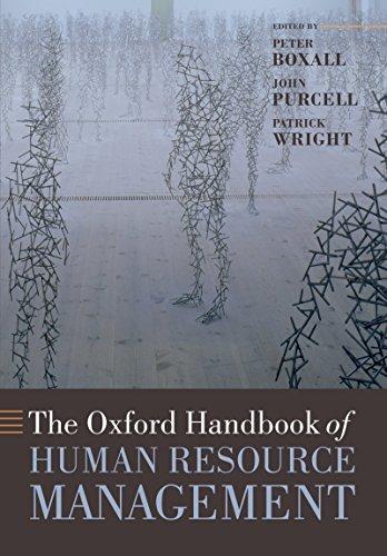 The Oxford Handbook of Human Resource Management (Oxford Handbooks)