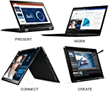 Lenovo ThinkPad X1 Yoga 20FQ 14' Flip Design 2-in-1 Ultrabook, i7-6500U, 8 GB RAM, 256 GB SSD, 14' FHD (1920x1080) IPS Anti-glare, Back-lit, Windows 10 Pro (20FQ001VUS)