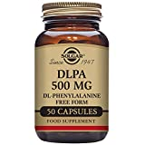 Solgar – DLPA 500 mg, 50 Vegetable Capsules Review