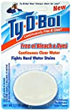 Ty-D-Bol Free and Clear Toilet Bowl Cleaner Tablet (3)