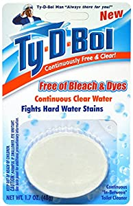 Amazon Com Ty D Bol Free And Clear Toilet Bowl Cleaner