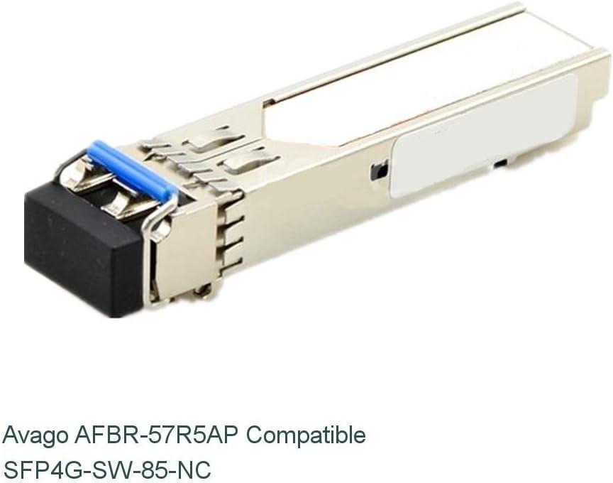 NETCNA Avago AFBR-57R5AP Compatible 4G Fibre Channel SFP 850nm 150m EXT DOM Transceiver