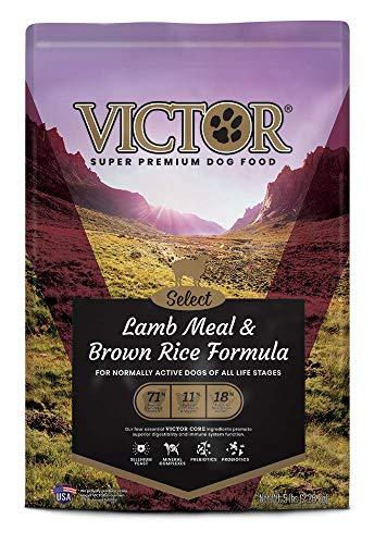 VICTOR Select - Lamb Meal & Brown Rice Formula, Dry Dog Food ()