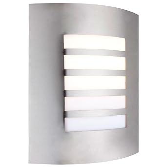 Led 7 Watt Wand Leuchte Beleuchtung Terrasse Aussen Lampe 560 Lumen