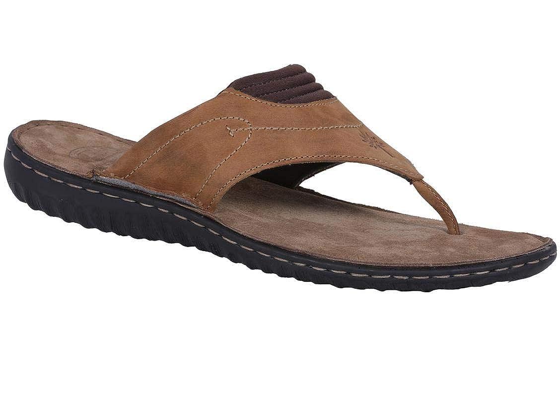 woodland men's camel casual sandal - 62