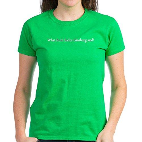 CafePress Said T-Shirt – Womens Cotton T-Shirt