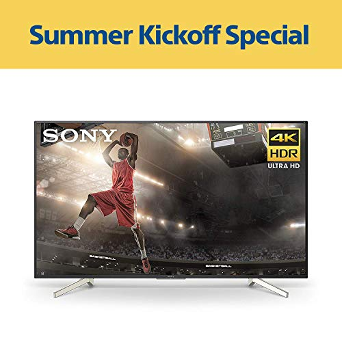 Sony XBR65X850F 65-Inch 4K Ultra HD Smart LED...