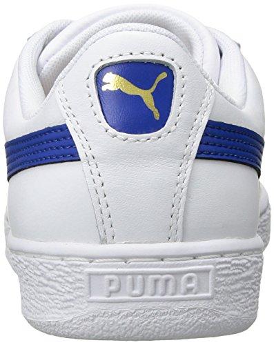 White Mens Classic Sea PUMA Basket turkish LFS Puma w7dXq