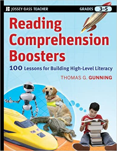Amazon.com: Reading Comprehension Boosters: 100 Lessons for ...