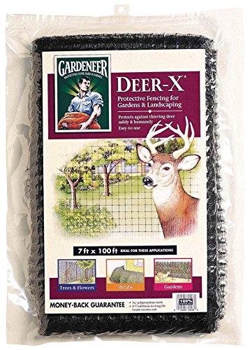 Gardeneer DX-7 7' x 100' Deer-X Netting