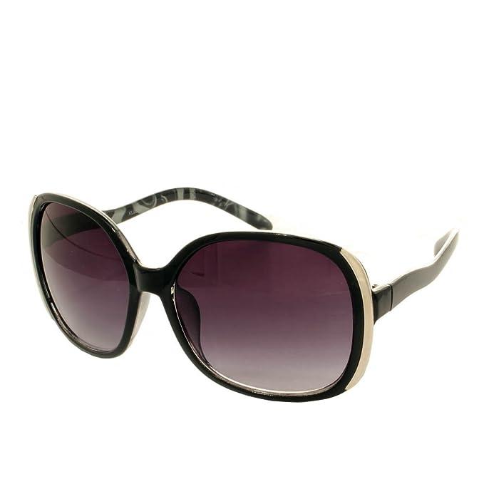 Del famoso británico gafas de sol de tamaño maxi con soporte ...