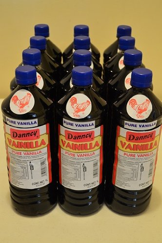 12 Bottles of Dark Danncy Mexican Vanilla by Danncy (Image #1)