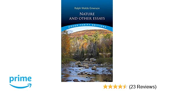 Nature And Other Essays Dover Thrift Editions Ralph Waldo Emerson  Nature And Other Essays Dover Thrift Editions Ralph Waldo Emerson   Amazoncom Books English Essay Structure also Buy University Assignment  Formal Reports For Sale