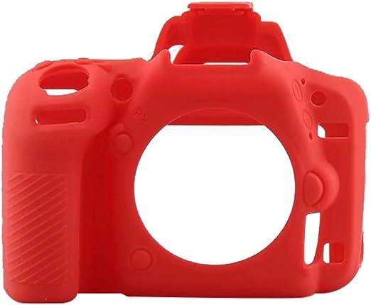 William-Lee - Carcasa Protectora de Silicona para cámara réflex ...
