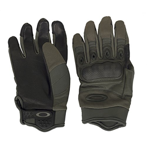 Oakley Mens Factory Pilot Glove, Foliage Green, X-Large (Oakley Piloten)