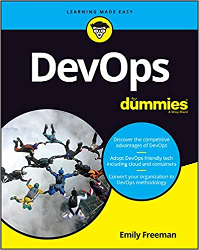 Devops For Dummies For Dummies Computer Tech Emily Freeman