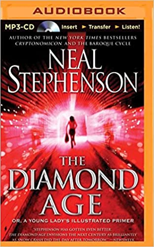 Diamond Age, The: Neal Stephenson, Jennifer Wiltsie