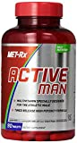 MET-Rx Active Man Multivitamin, 90 count, Comprehensive Multivitamin for Active and Athletic Men, Vitamins, Minerals and Antioxidants