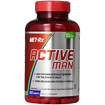 MET-Rx Active Man Multivitamin, 90 count